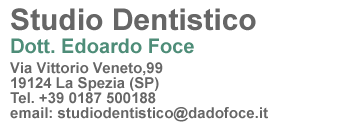 Studio Dentistico Dr. Edoardo Foce